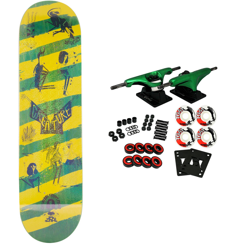Creature Skateboard Deck Snake Barf 8.25 x 32.04
