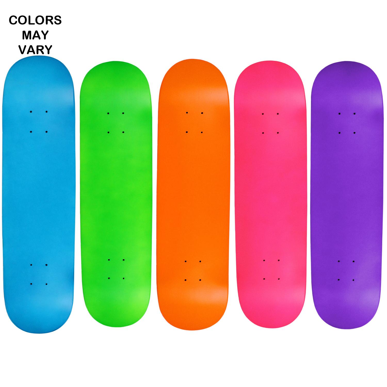 Better Made Blanks 5 Old School Skateboard Decks