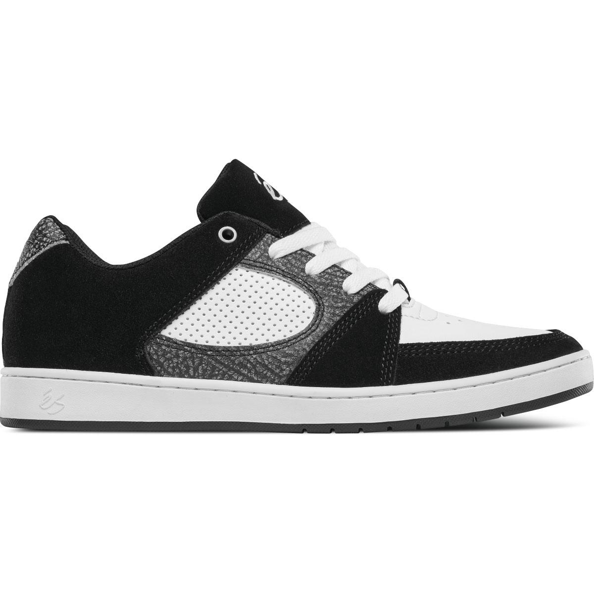 eS Skateboard Shoes Accel Slim Black