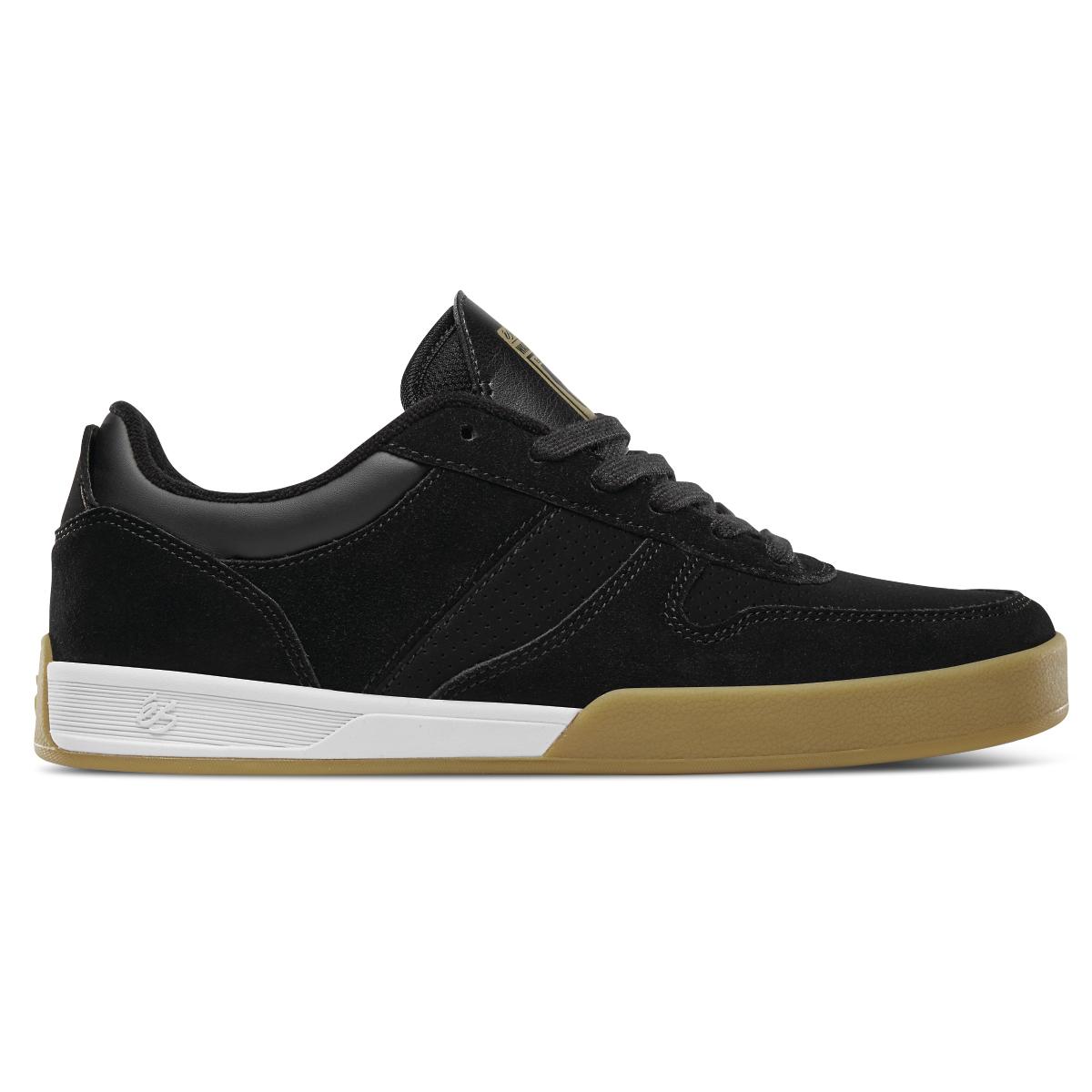 Es Skateboard Shoes Contract Wade Desarmo Black//Gum