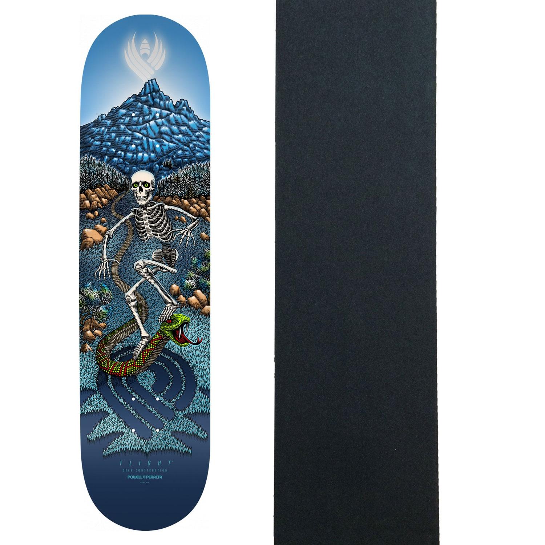 Details about Powell Peralta Skateboard Deck Pro Flight 266 Duran  Slidewinder 8 88