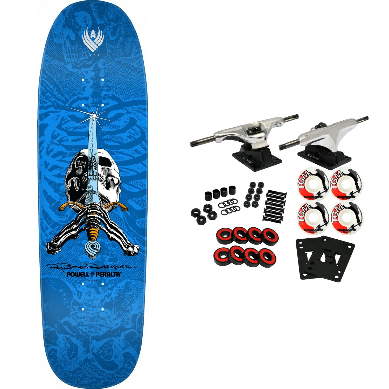 Powell-Peralta Golden Knight Dragon 2 Complete Skateboard