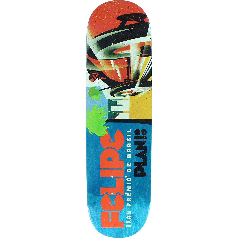 Plan b skateboard deck felipe racers 82 ebay premium plan b pro skateboard deck constructed with 7 plys of the best canadian maple brand new baanklon Gallery