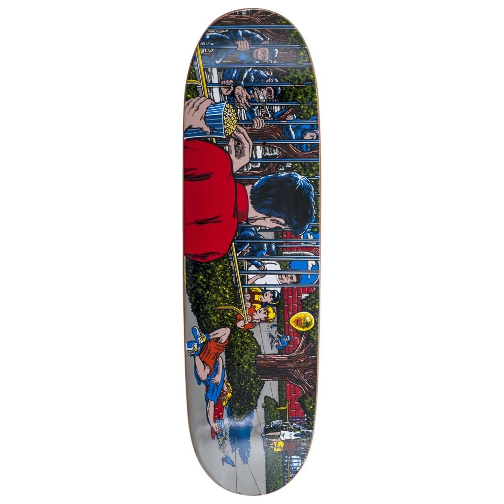 Heritage Re-Issue Skateboard Deck 101