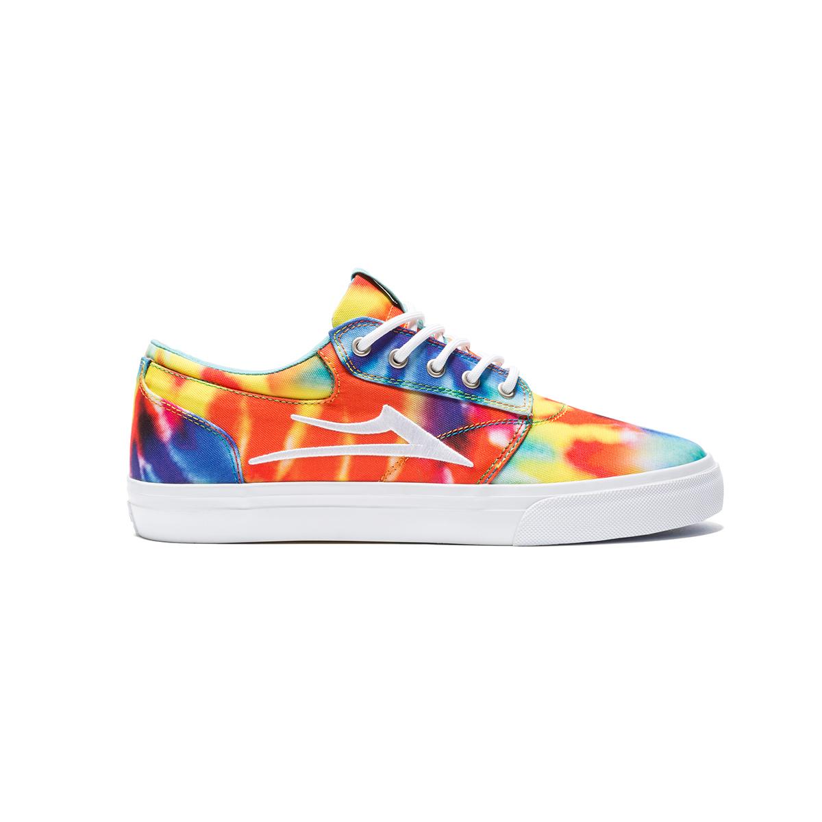 Lakai Skateboard Shoes Griffin Tie Dye