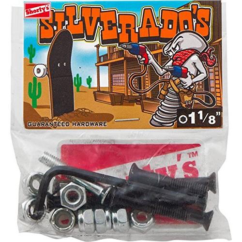 1 1//8 Shortys Skateboards Phillips Head Longboard Skateboard Hardware Set