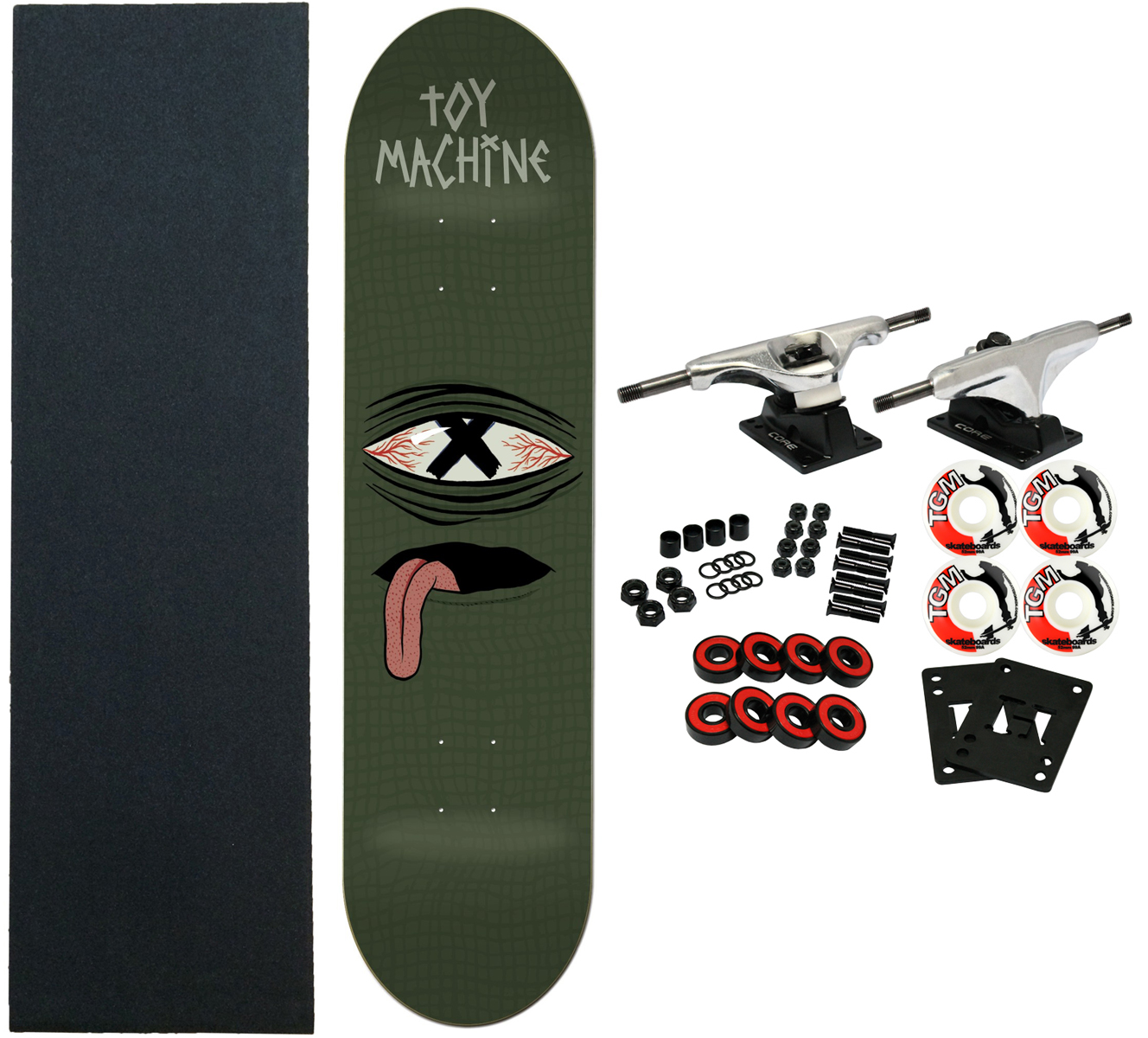 Toy Machine Skateboard Complete Crossed Out 80 742091275669 Ebay Deck Sect Eye Orange 350000 Positive Feedback With Over 20000 Items In Stock We Are Experts On All Aspects Of Skateboarding Longboarding Customer Services