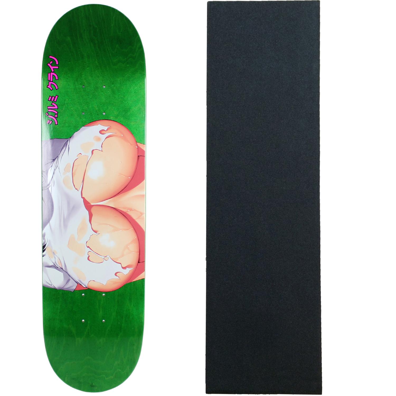 3a806f1f89df Hook Ups Skateboard Deck Torn Assorted 8.25