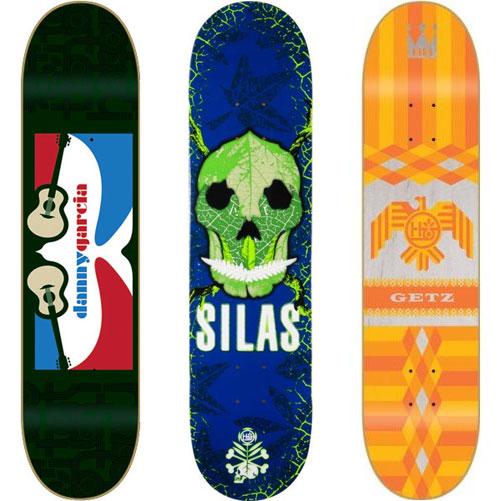 3 Habitat Skateboard Pro Deck Decks Wholesale Bulk Lot Ebay