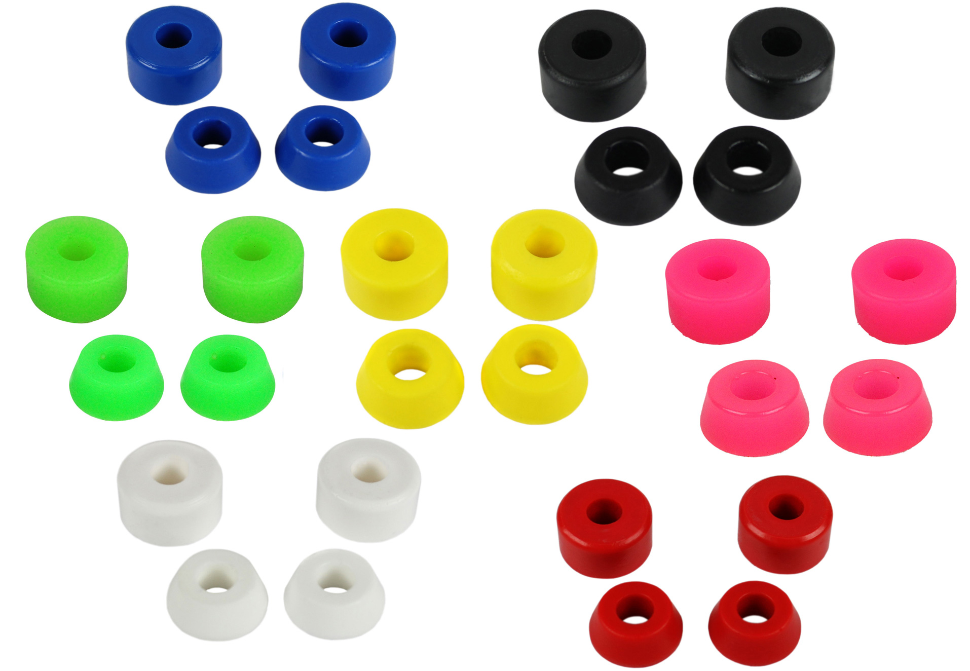 Skateboard Truck Replacement Bushings 4-Pack for Venture ...