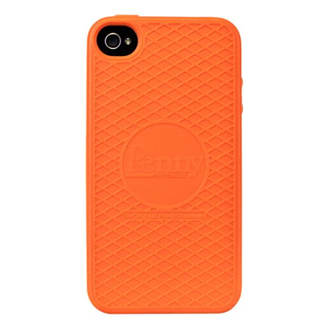 penny skateboard iphone 4 4s cover phone case orange. Black Bedroom Furniture Sets. Home Design Ideas