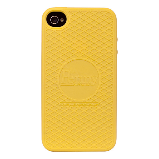 penny skateboard iphone 4 4s cover phone case yellow ebay. Black Bedroom Furniture Sets. Home Design Ideas