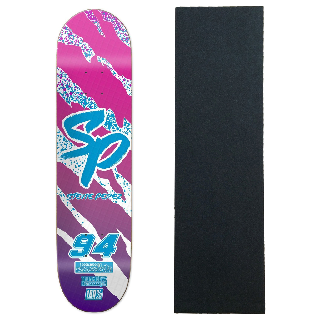 "REVIVE Skateboards Red /'Lifeline/' 8.5/"" Deck w//Free Jessup Grip"