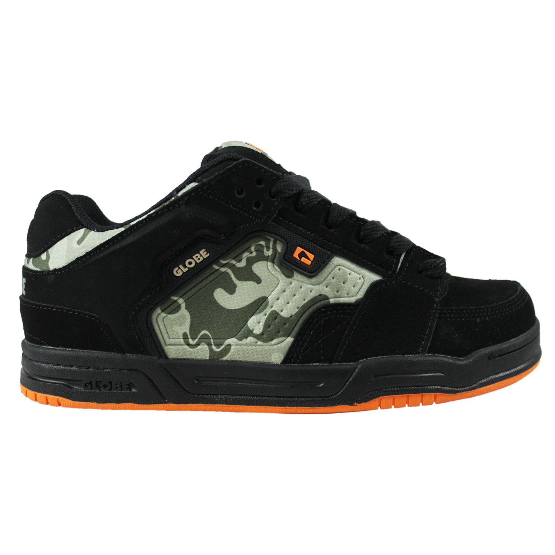 Globe Skateboard Shoes Scribe BlackCamoOrange | eBay