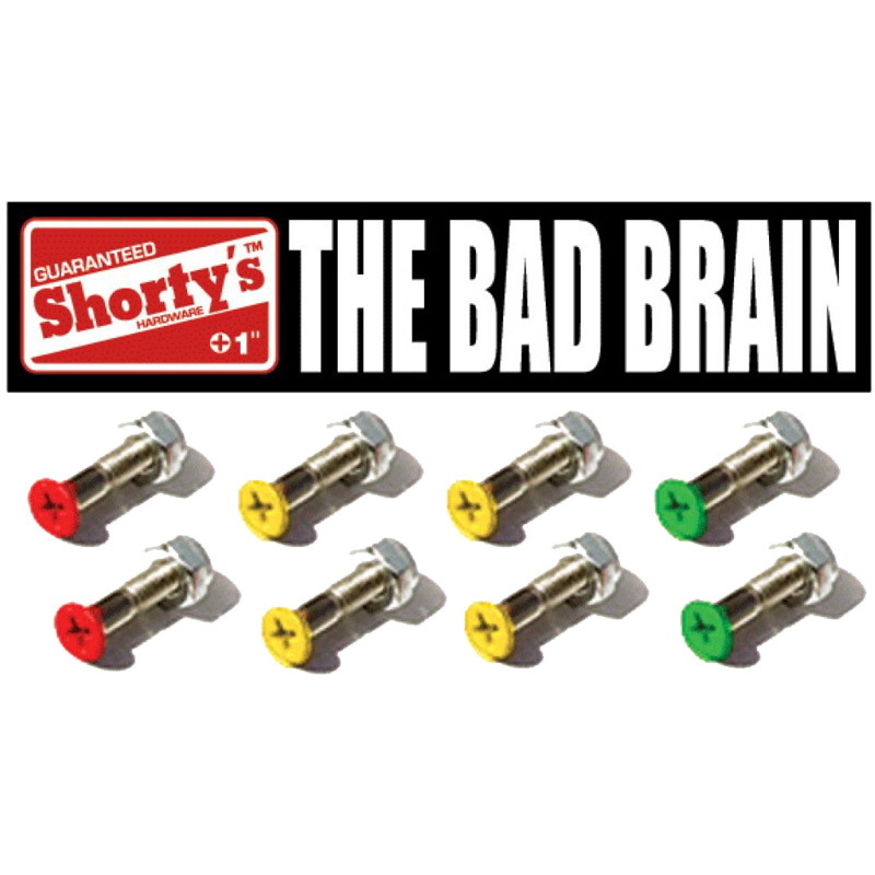 Dimebag Hardware Skateboard Mounting Nuts and Bolts 1 Phillips Skateboard Truck Hardware Primary Lots of Colors