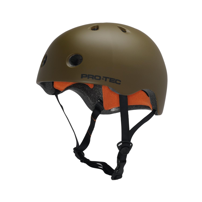 Pro-tec b2 Bike sxp-Bike skate Casque-mat kaki